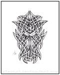 Celtic Dragon head