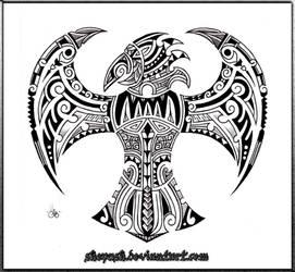.:maori bird:. by shepush