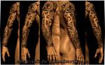 full sleeve tattoo 15