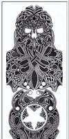 celtic sleeve by shepush