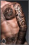 Inkspired sleeve