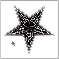 Celtic star by shepush