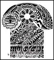tribal sleeve design by shepush