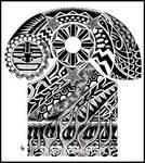 tribal sleeve design