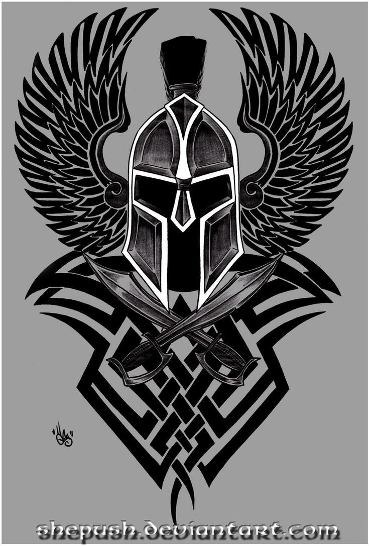 Spartan 1 by shepush on DeviantArt