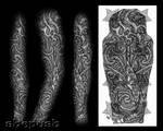 Bio - Maori mix full sleeve