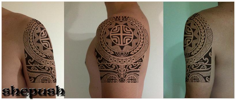 Shepush 39 s deviantart gallery for Aztec tattoo shop phoenix az