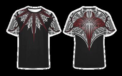 Hahalua t-shirt by shepush