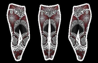 Hahalua leggings by shepush