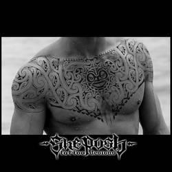 Maori chest by shepush
