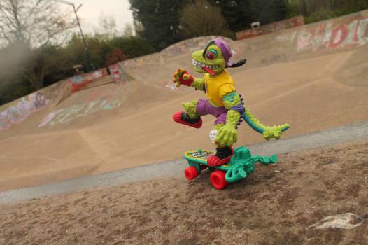 Mondo at Keynsham Skate Park