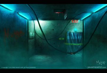 Quarantine Ste. by MAiJiNTHEARTIST