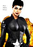 Captain America: Maria Hill