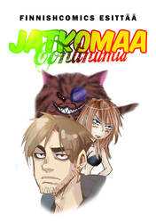 Jatkomaa: Continumia Cover by misterhessu