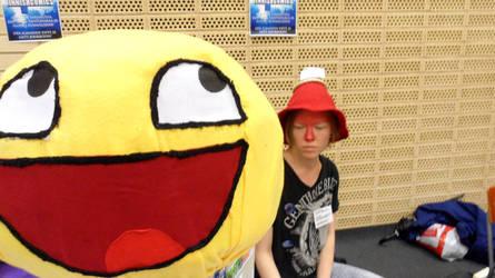 FinnishComics in Animecon 17 by misterhessu
