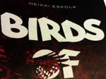 Birds of Prey Book: Work In Progress 6