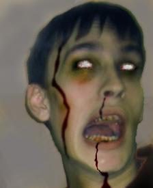 Zombie Kris by GaBrIeLlA123