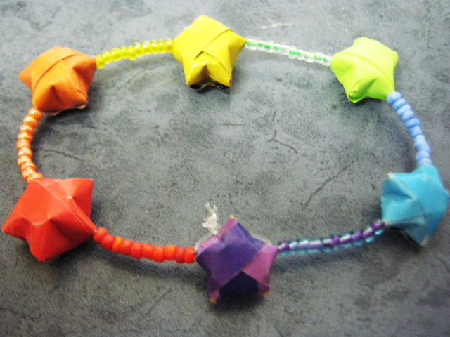 Star Bracelet by GaBrIeLlA123
