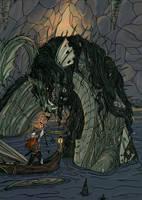King of the Deep by MerKatch