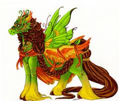 Pony Masquerade by MerKatch
