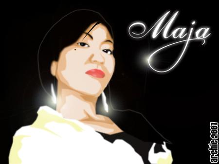 Maja by coldromeo