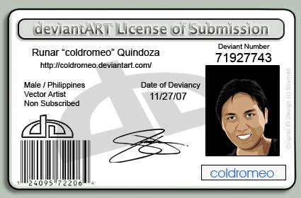 DA_ID by coldromeo