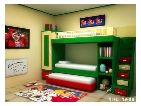 kamar anak by eritomania on deviantart