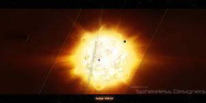 Solar wind by Nameless-Designer