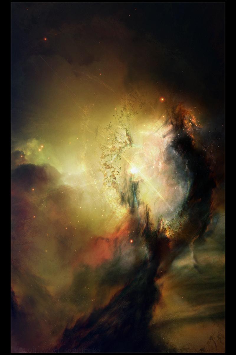 Reach Nebula by Nameless-Designer