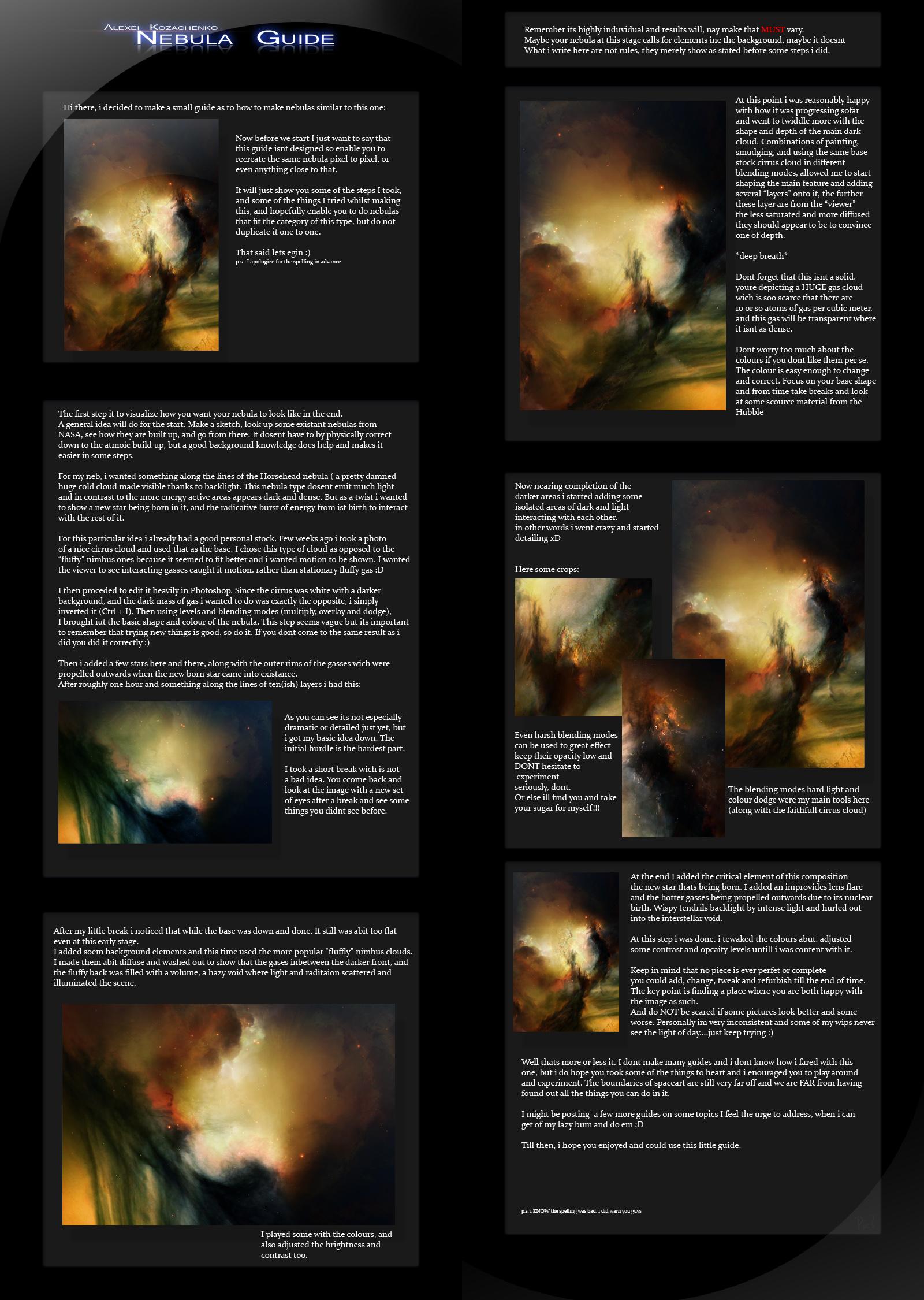 Nebula Guide by Nameless-Designer