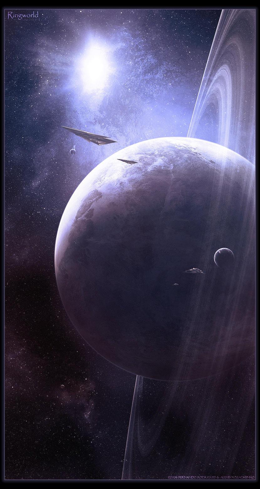 Ringworld by Nameless-Designer