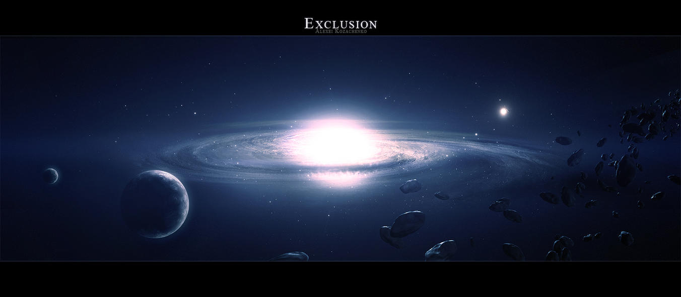 EXCLUSION by Nameless-Designer