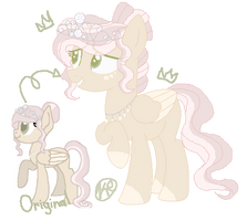 Share The Love Adopt #2 (CLOSED) by PegaAdopts