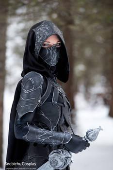 Nightingale Armor Cosplay 3