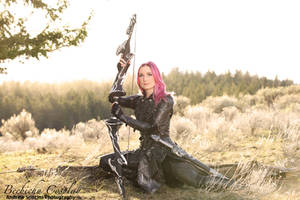Nightingale Cosplay Shoot Round 3! by Beebichu