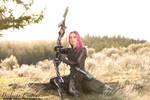 Nightingale Cosplay Shoot Round 3!