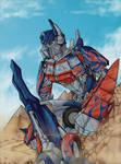 -Optimus Prime-