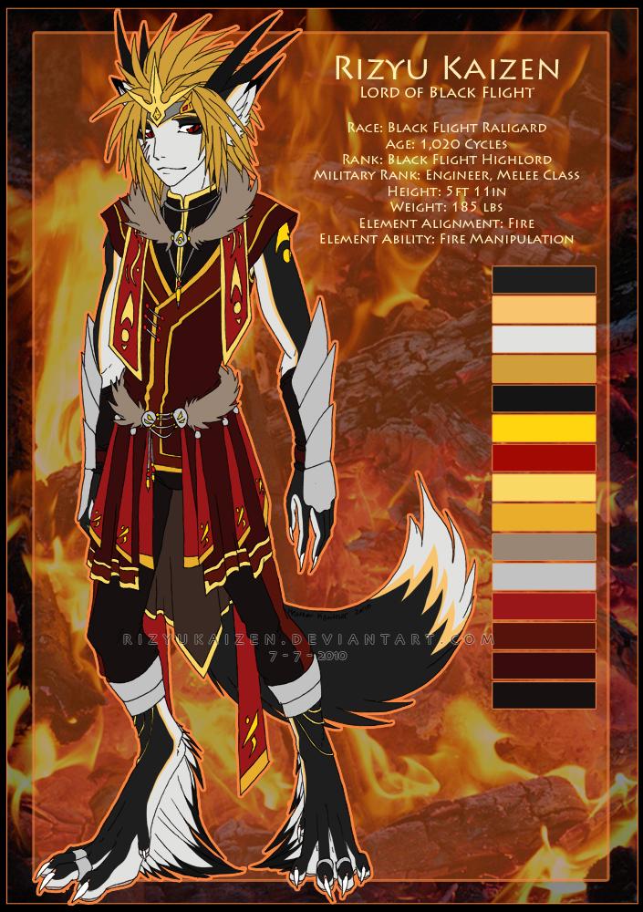 Bloodlines Ref Lord Rizyu v2.0 by RizyuKaizen