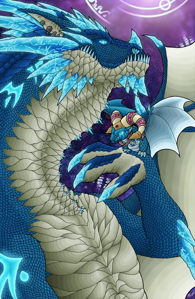 -Aspect of Magic- by RizyuKaizen