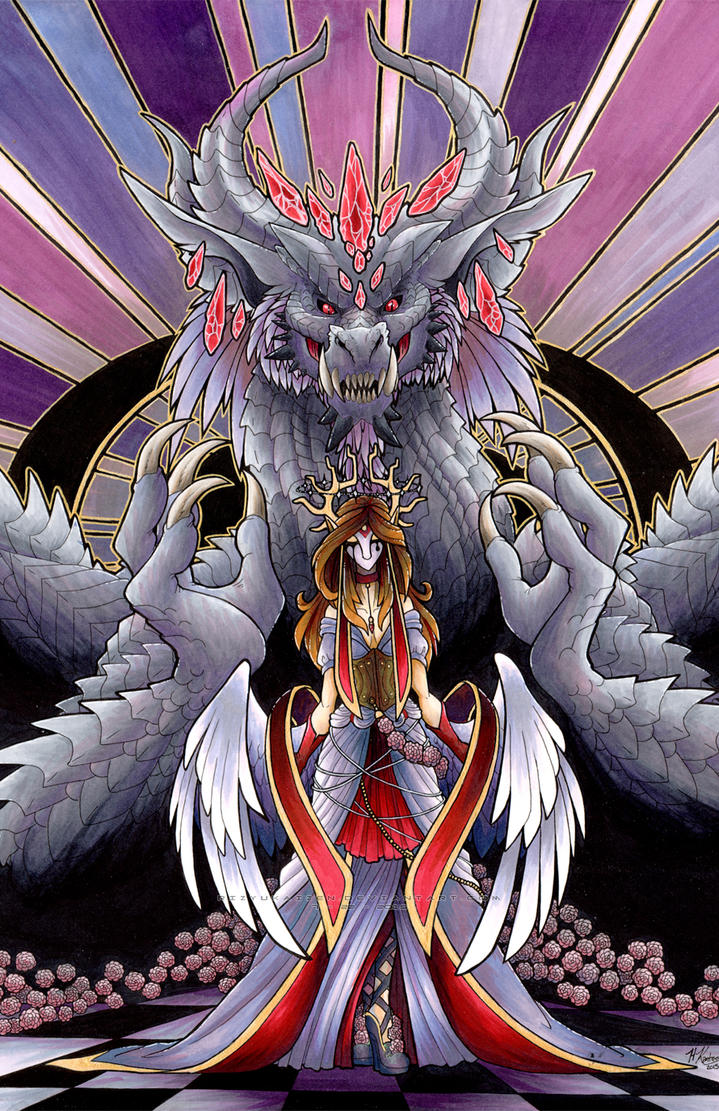 Of Kings and Queens by RizyuKaizen