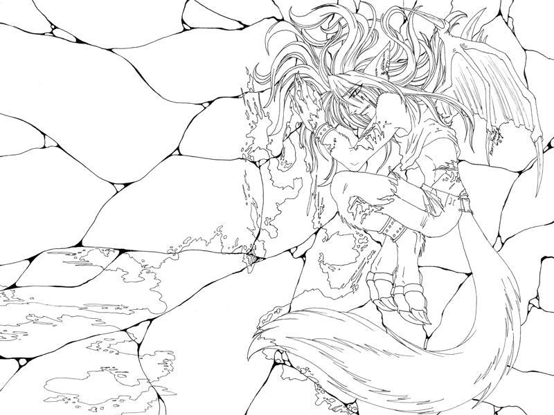 Lilium Line by RizyuKaizen