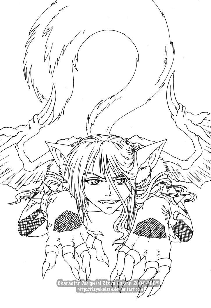 Devil On The Prowl by RizyuKaizen