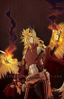 Bloodlines Flame Bearer 2021