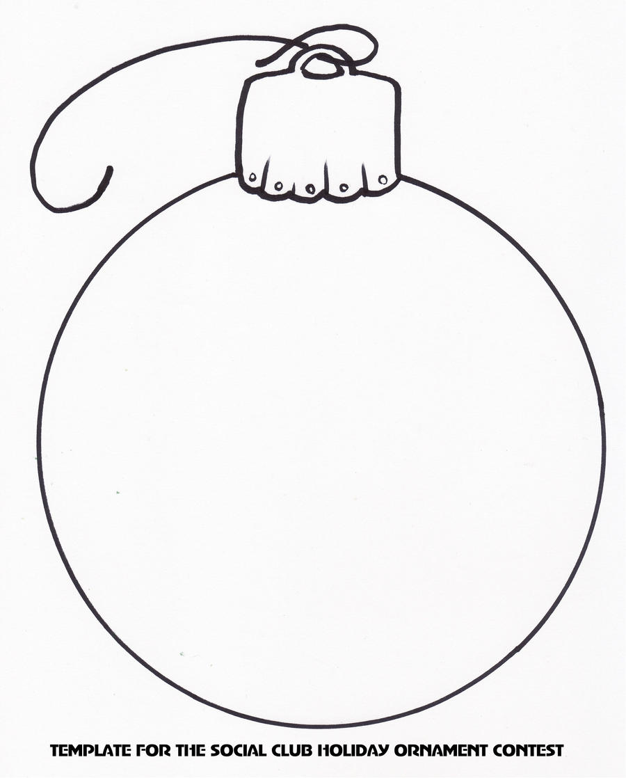 ornament template images