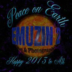 Happy New Year2013 by Emuzin2