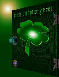 Turn On Your Green by Emuzin2