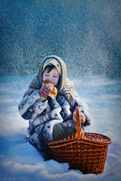 winter's fairytale by karinephoto