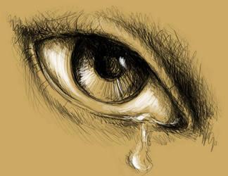 tear by Papaja17
