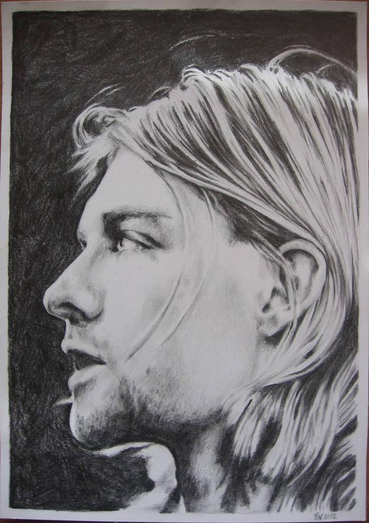 Kurt Cobain by Papaja17