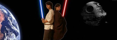 Jedi vs. Sith by Papaja17